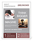 Legal Flyer Template