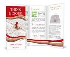 Connecting Puzzle Part Brochure Templates