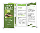 Grass In Hand Brochure Templates