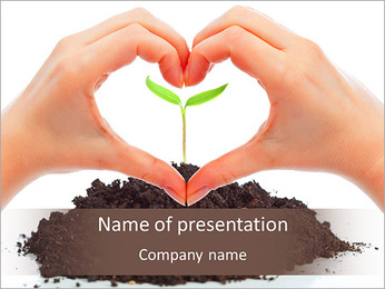 Protect Nature PowerPoint Template