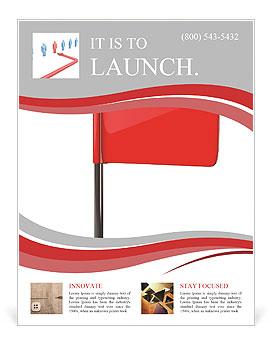 red flag flyer template design id 0000007928 smiletemplates com flag flyer american flag flyer office templates
