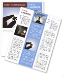 Small Puzzle Part Newsletter Template