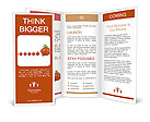 Tomatoe Size Brochure Templates