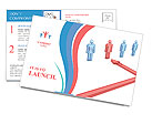Choose Best Employee Postcard Template