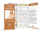 Skin Treatment Brochure Templates
