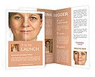 Anti-Age Face Procedure Brochure Templates