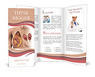 Female Breast Brochure Templates