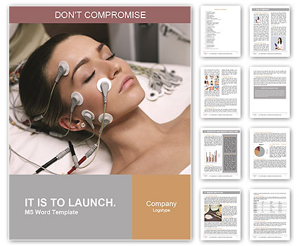 Clinical investigation word template design id for Investigator brochure template