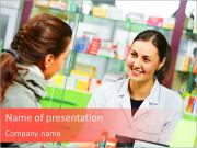 薬局 PowerPointプレゼンテーションのテンプレート