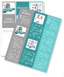 Blue Pills Newsletter Templates