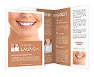 White Teeth Brochure Templates