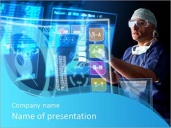 MRT PowerPoint Template