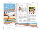 Sweet Sleeping Baby Brochure Template