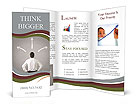 Thought Direction Brochure Templates