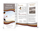 Elegant Businesswoman Brochure Templates