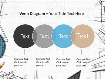 Architecht Drawing Modelos de apresentações PowerPoint - Slide 12