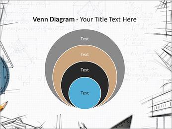 Architecht Drawing Modelos de apresentações PowerPoint - Slide 14