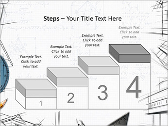 Architecht Drawing Modelos de apresentações PowerPoint - Slide 44
