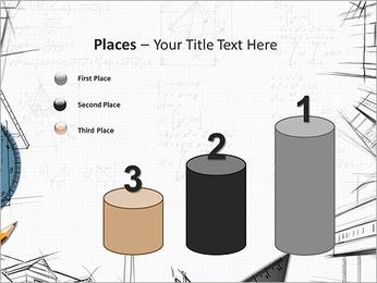 Architecht Drawing Modelos de apresentações PowerPoint - Slide 45