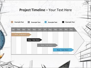 Architecht Drawing Modelos de apresentações PowerPoint - Slide 5