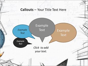 Architecht Drawing Modelos de apresentações PowerPoint - Slide 53