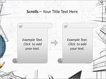 Architecht Drawing Modelos de apresentações PowerPoint - Slide 54