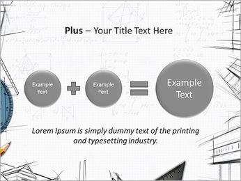 Architecht Drawing Modelos de apresentações PowerPoint - Slide 55