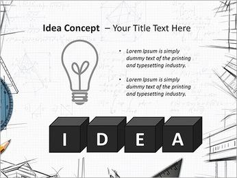 Architecht Drawing Modelos de apresentações PowerPoint - Slide 60