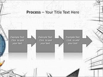 Architecht Drawing Modelos de apresentações PowerPoint - Slide 68