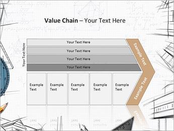 Architecht Drawing Modelos de apresentações PowerPoint - Slide 7
