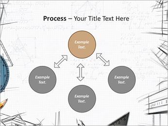 Architecht Drawing Modelos de apresentações PowerPoint - Slide 71