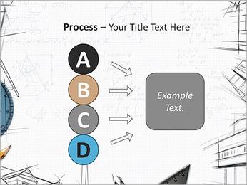 Architecht Drawing Modelos de apresentações PowerPoint - Slide 74