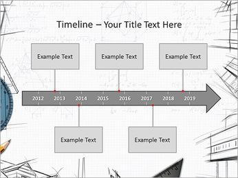 Architecht Drawing Modelos de apresentações PowerPoint - Slide 8