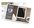 Use IPad Postcard Templates