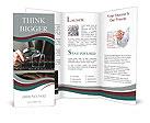 Look Through Loupe Brochure Templates