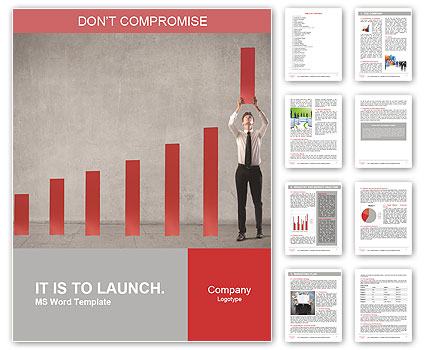 annual report template word Template – Word Report Template