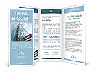 High Skyscraper Brochure Template