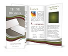 Two Blank Cards Brochure Templates