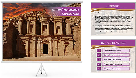 0000071083 PowerPoint Template