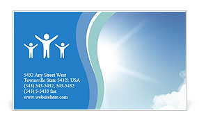 0000071136 Business Card Template