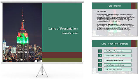 0000071144 PowerPoint Template
