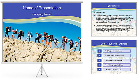 0000071195 PowerPoint Template