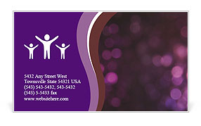 0000071205 Business Card Template