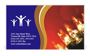 0000071219 Business Card Templates