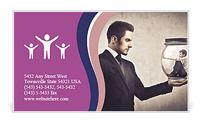 0000071221 Business Card Templates