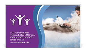 0000071223 Business Card Template