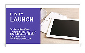 0000071224 Business Card Template