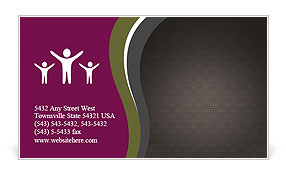 0000071229 Business Card Template