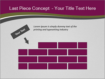 0000071229 PowerPoint Templates - Slide 46