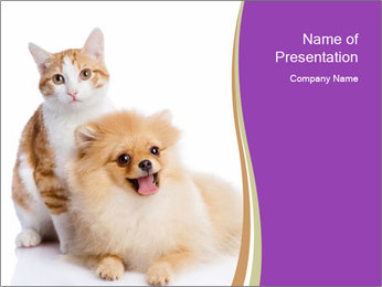 0000071251 PowerPoint Template - Slide 1